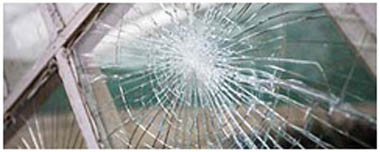 Heywood Smashed Glass